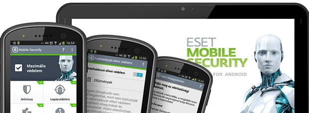 ESET Mobile Security kép